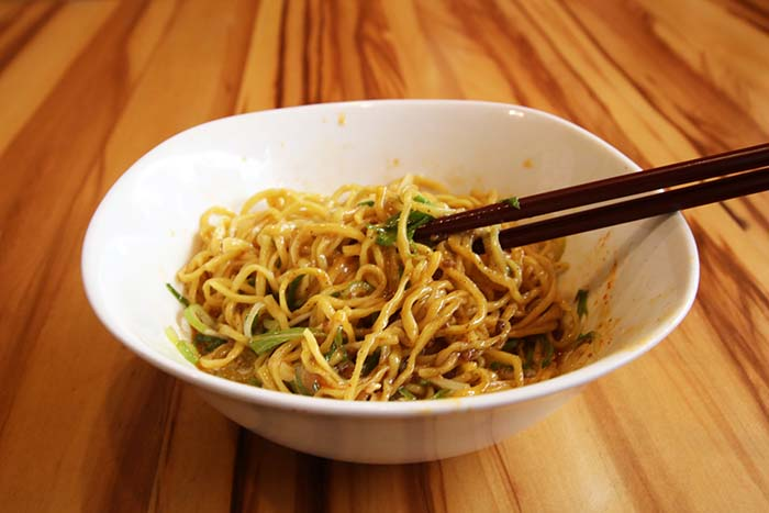 汁なし担々麺2